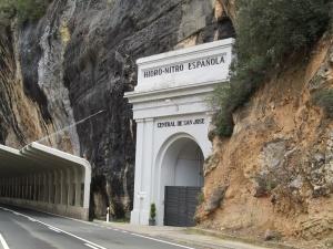 Central hidroeléctria San José