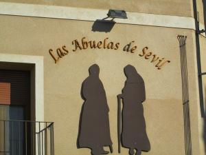 Adahuesca. Las Abuelas de Sevil