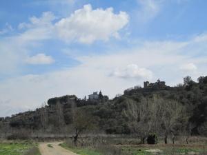 Llegando a Castillazuelo