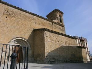 Capella. Parroquial de San Martín
