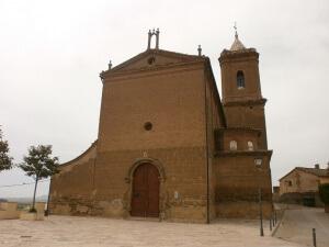 Selgua. Santa María del Romeral