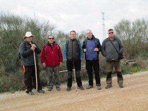 Camino de Alcolea de Cinca