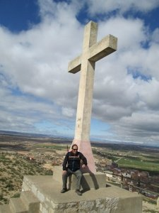 Alcolea de Cinca. Mirador de la Cruz