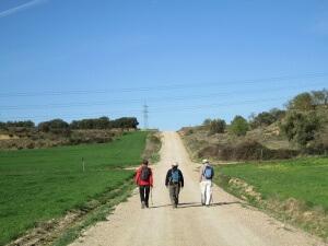 Camino de Estrecho Quinto