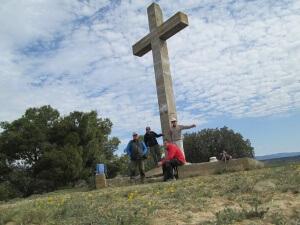Cruz de Estrecho Quinto