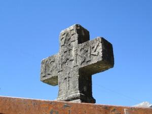 Camino de Seira. Alto de la Cruz