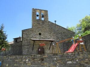 Seira. Iglesia parroquial