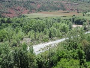 Arén. Río Noguera-Ribagorzana