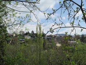 Chía. Camino de Seira