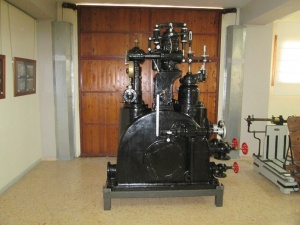 Seira. Museo de la electricidad