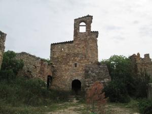 Finestras. Santa María