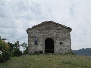 Finestras. Ermita de San Marcos