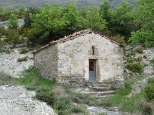 Seira. Ermita de La Piedad