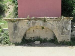 Calasanz. Antigua fuente