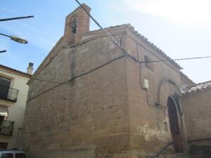 Alberuela de la Liena. Santa Orosia