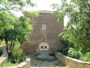 Alberuela de la Liena. San Nicolás de Bari