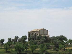 Bierge. Ermita San Pedro de Verona