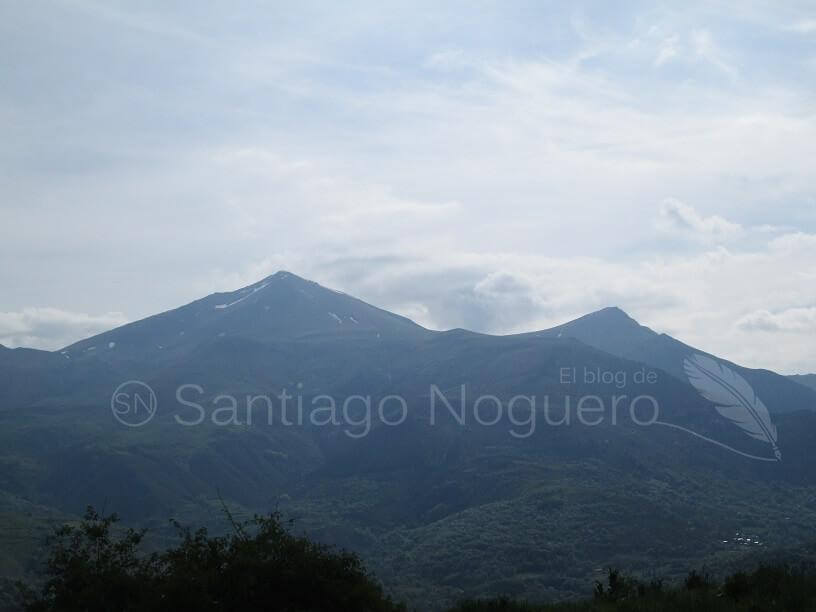Ruta entre Chía, Sahún y Guayente
