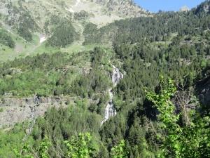 Cascada Barranco Aigüespases