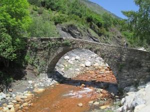 Puente viejo de San Jaime