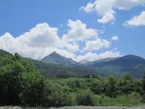 Camino de Benasque. Pico Cerler