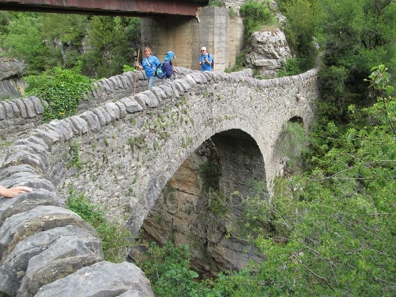 Cañón de Añisclo. Puente ermita San Úrbez