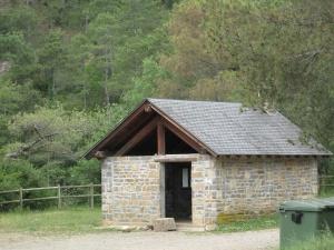 Cañón de Añisclo. Refugio