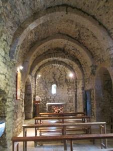 Eresué. Interior San Juan Bautista