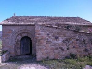 Calasanz. Ermita de San Bartolomé