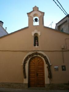 Bierge. Capilla San Lorenzo