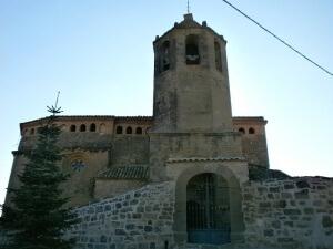 Bierge. Iglesia de Santiago