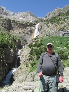 Cascada del Cinca. Valle de Pineta