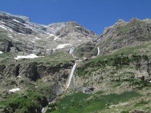 Valle de Pineta. Barranco de los Churros y Cascada del Cinca