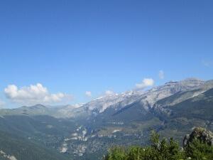 Tella. Macizo Monte Perdido