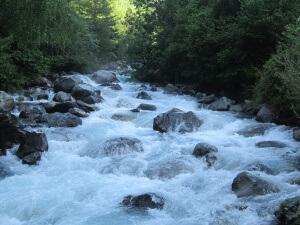 Valle de Estós. Río Estós