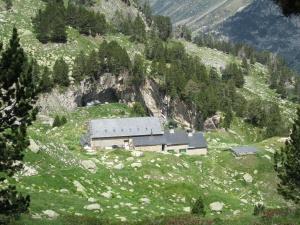 Refugio de La Renclusa
