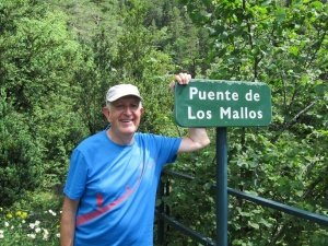 Valle de Escuaín. Puente de Los Mallos
