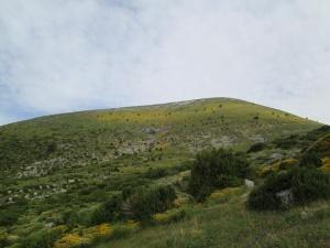 La Estiva. Subiendo al Pico Mondoto