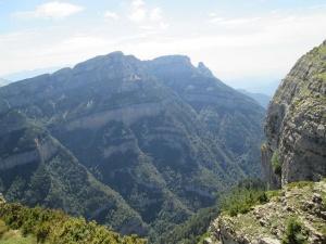 Los Sestrales, desde el Pico Mondoto