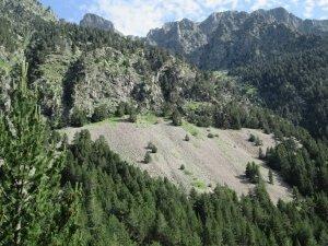 Valle de Barrosa. Sierra Pelada