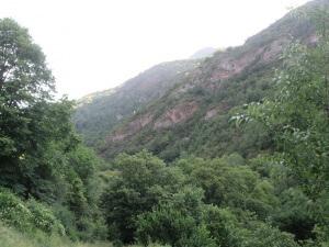 Valle de Gistaín/Chistau. Camino de Viadós/Biadós