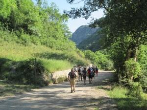 Camino del Refugio de Viadós/Biadós