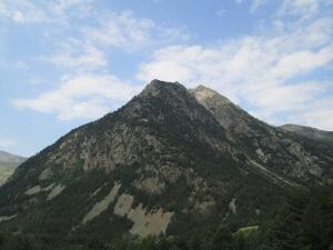 Pico El Montó. Camino Viadós/Biadós