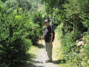 Camino Villanúa