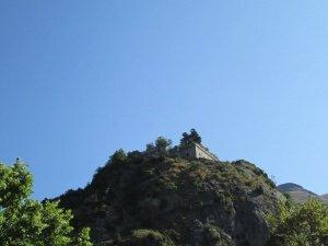 Fortaleza militar del Coll de Ladrones