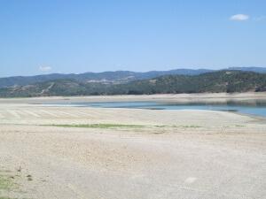 Pantano de Barasona. Verano 2016