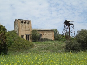 Estopiñán del Castillo. Antiguas minas