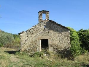 Arués. Capilla San Valero