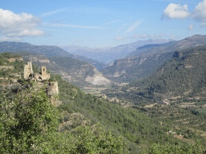 Castillo de El Mon, valle del Ésera