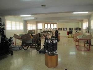 Museo de la electricidad en Seira